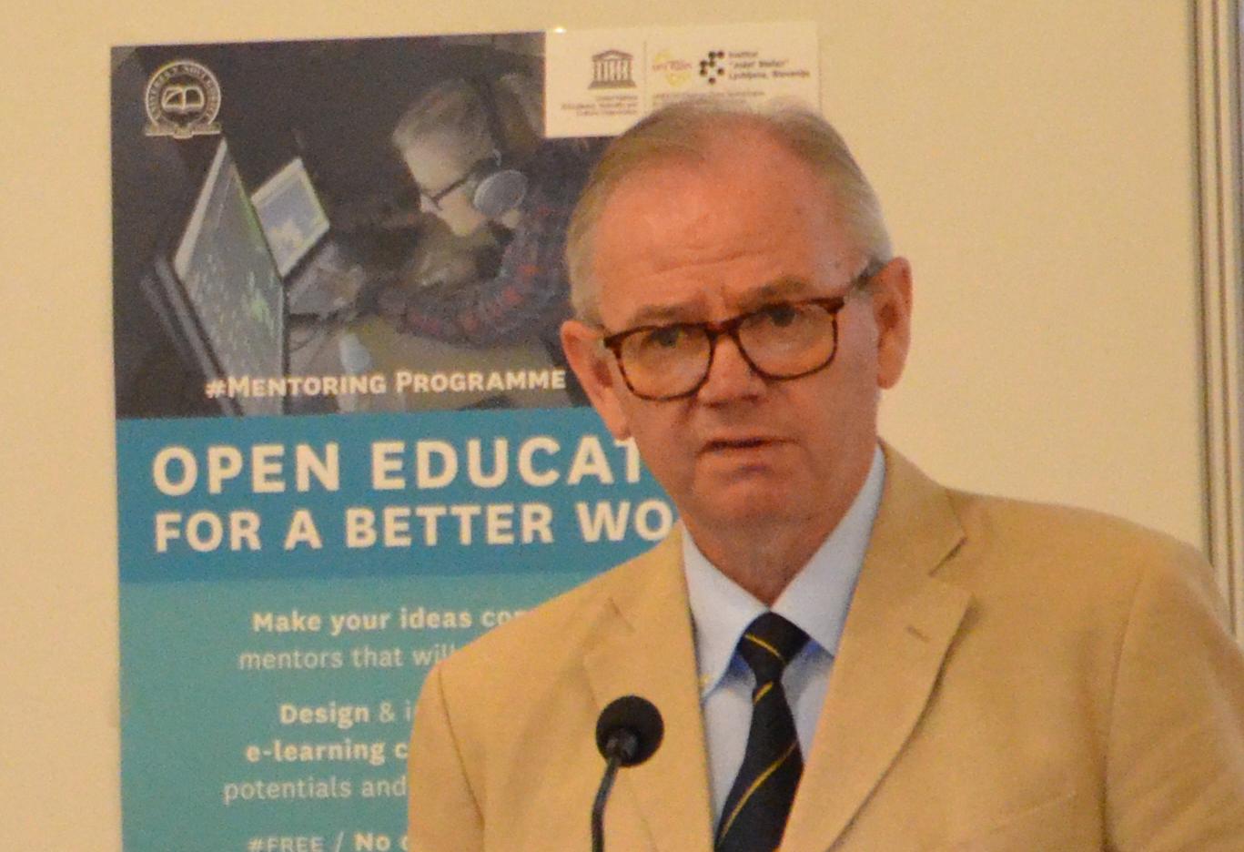Course in Open Education Design