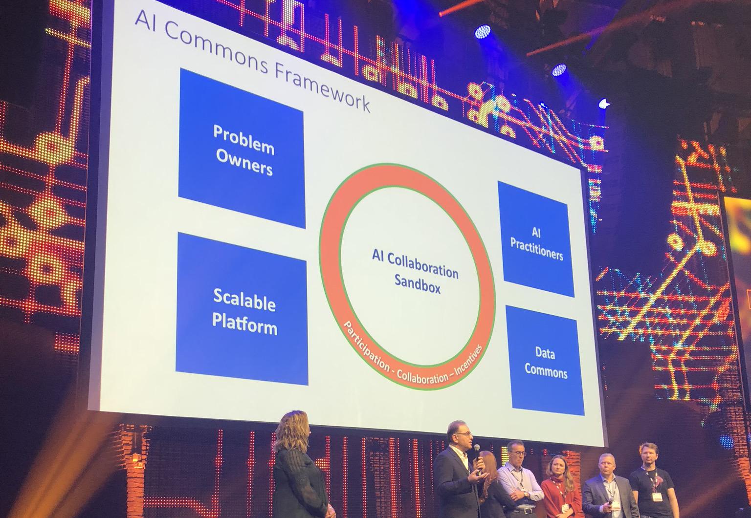 #AI4Good @ World Summit AI